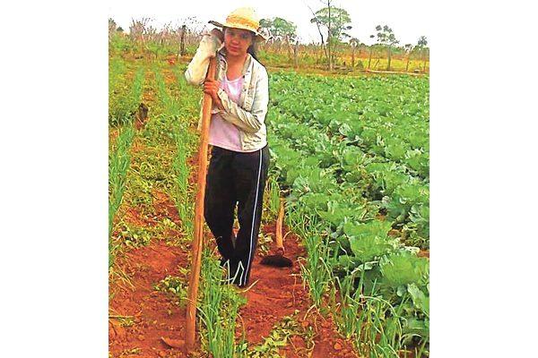 Poco valorado el trabajo de la mujer rural: Solórzano