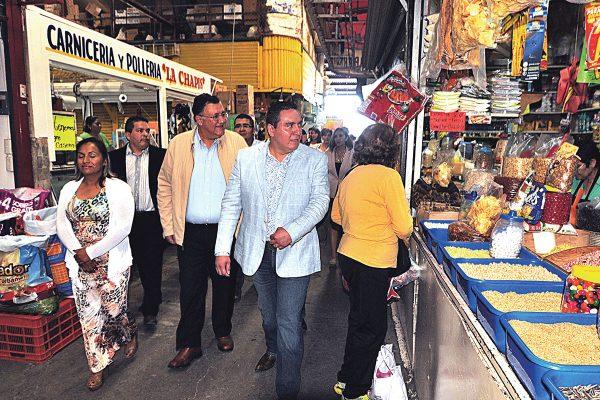 Cambiarán imagen de mercados de Celaya
