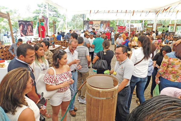 Esperan nueve mil visitantes al festival