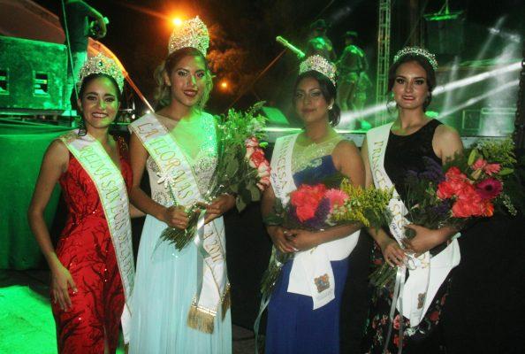 Coronan a la Flor más Bella 2017 en San Luis de la Paz