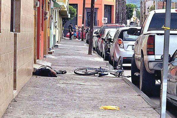 "Asesinan a ""El Mil"""