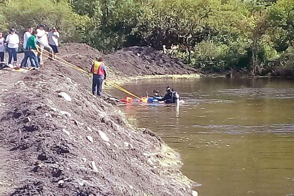 Fallece joven ahogado