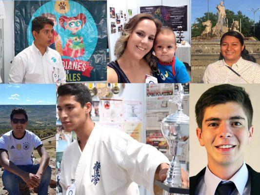 Ganadores del Premio Municipal de la Juventud 2017