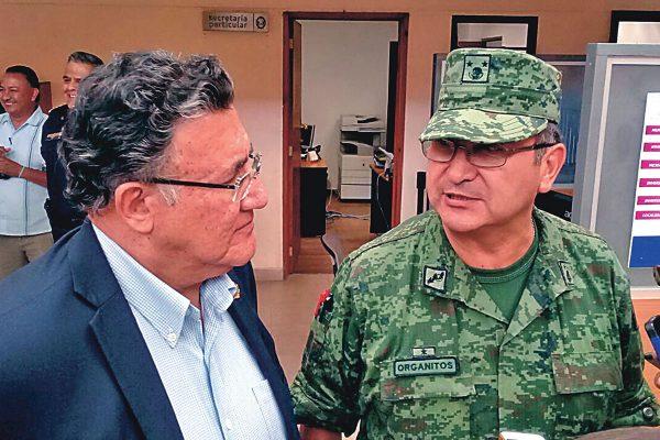 Coordinan acciones de seguridad en Celaya