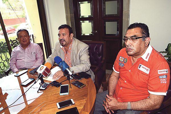 """Forman planilla de """"unidad"""" para el Consejo Político Estatal del PRI"""