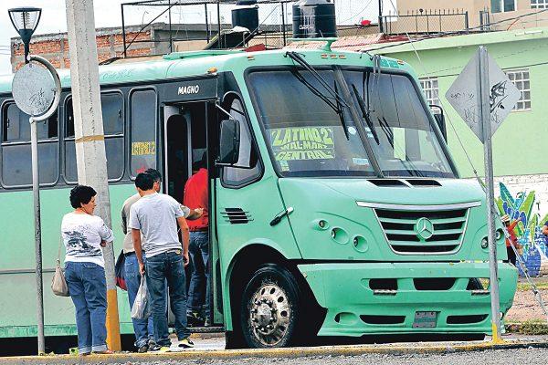 No hay mejoras en transporte público