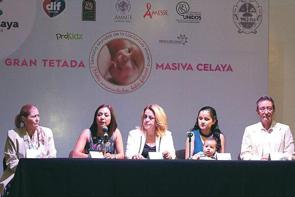 Realizarán la Jornada de Lactancia Materna