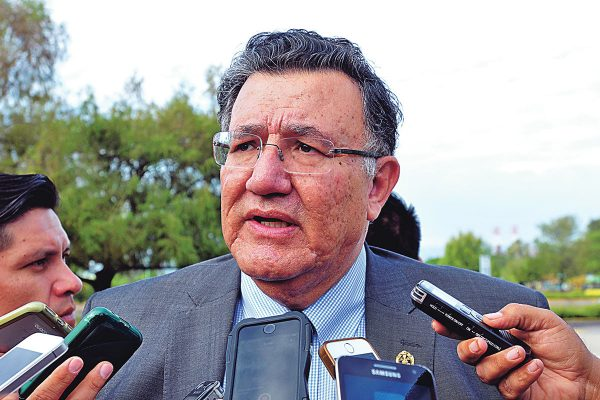 Será el 4 de septiembre el Informe de Ramón Lemus
