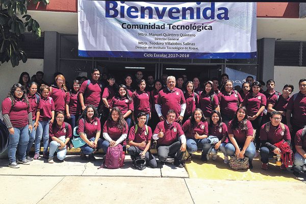 Cumple ITR con meta del 2018: tres mil 400 estudiantes