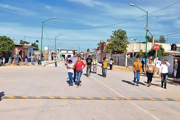 Mejoran calidad de vida en San Elías