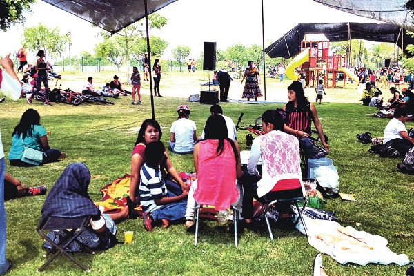 Celebran la romería al río Laja este domingo