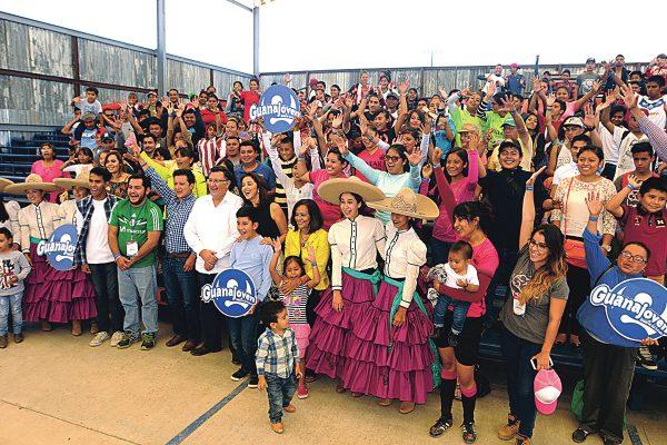 Realizaron eventos deportivos y culturales por el Día Internacional de la Juventud