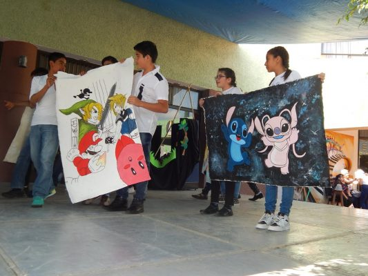Se lleva a cabo la clausura del curso de verano en casa de la cultura en Tarimoro