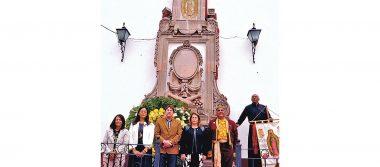 Conmemoran entrada de Hidalgo a Celaya en 1910
