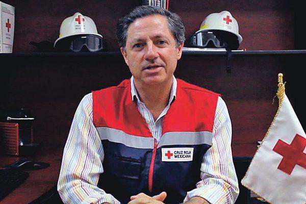 Abre hoy Cruz Roja centro de acopio en la Rotaria