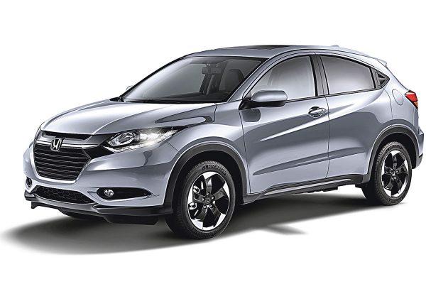 Presenta Honda su nueva HR-V Touring