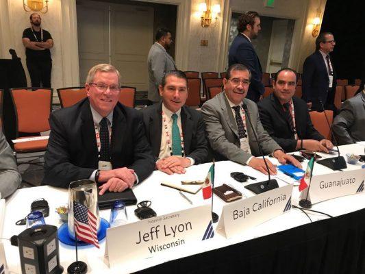 Proponen una armonización Trilateral para el TLCAN durante el 26° Acuerdo Agropecuario Trinacional ; Canadá, Estados Unidos y México