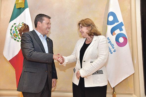 Establecerán Guanajuato y Colombia  intercambio cultural