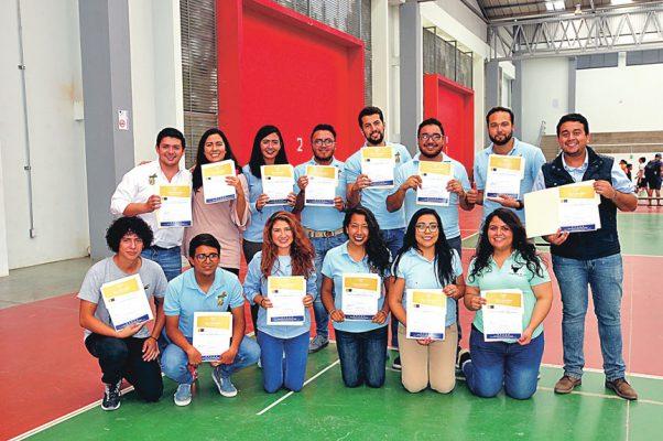 ITC, ITR y UCA ganan el Rally Universitario
