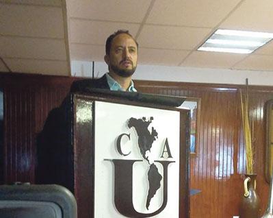 Presentan en la UCA el programa de movilidad internacional