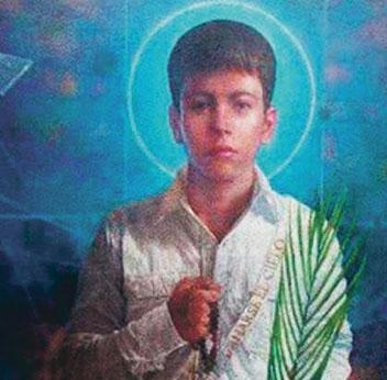 Traerán reliquias de San José Sánchez del Río a Celaya