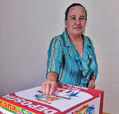 Irma y Blanca, lectoras de El Sol del Bajío, participan en el sorteo