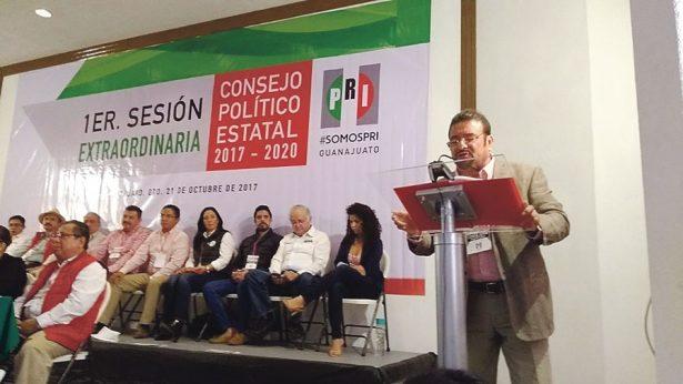 Busca el PRI  coaligarse con fuerzas progresistas: SGL