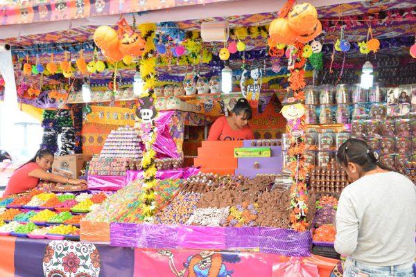 Inicia el domingo la Feria del Alfeñique