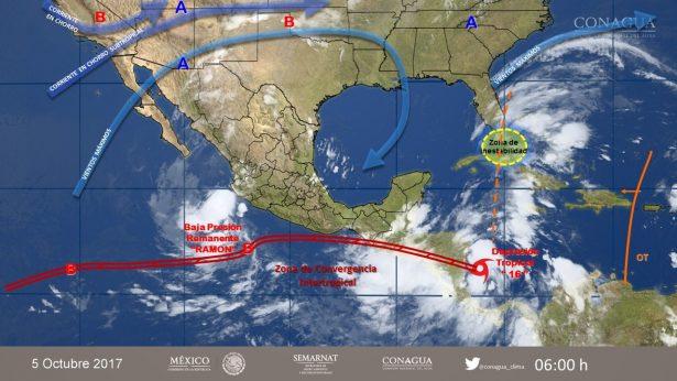 Se mantienen bancos de niebla en zonas altas y serranas de Guanajuato