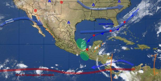 Se espera clima templado durante el día, con algunos nublados aislados en gran parte del estado de Guanajuato