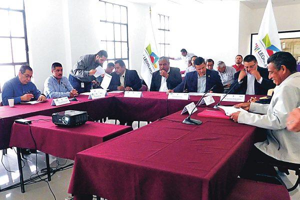 Apoyarán diputados locales impulso al campo y al ITR