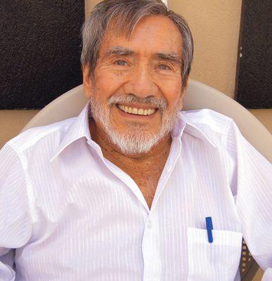 Falleció el maestro David Arredondo