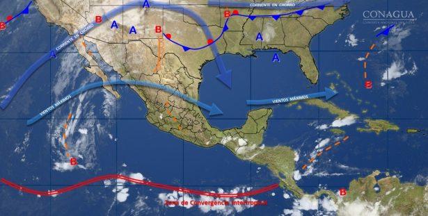 Se pronostica un ambiente cálido durante el día en gran parte del estado de Guanajuato