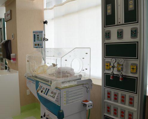 Atiende UMAE No. 48 del IMSS a bebés prematuros con personal capacitado y tecnología de punta