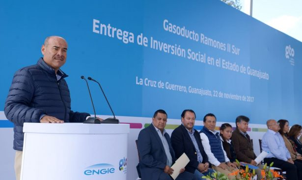 Inversión Social sobresaliente de la IP en Guanajuato