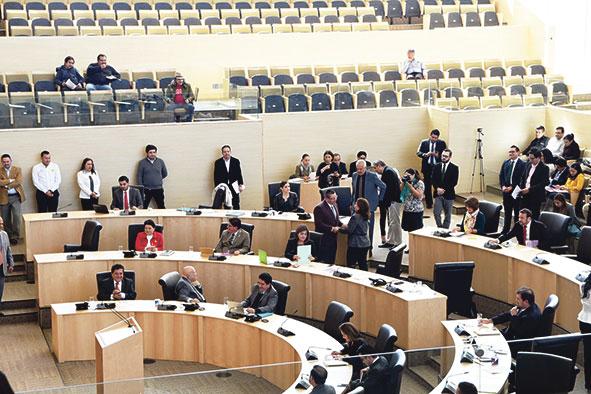 Aprobaron reformas al Código Territorial