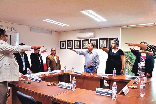Instaló el PRI su Comisión Estatal de Procesos Internos