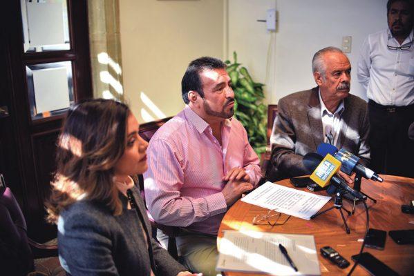 """Trata PAN de cubrir al gobernador con un fiscal """"a modo"""": SGL"""