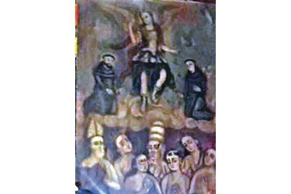 Acto de profanación y robo de arte Sacro Parroquia de San Antonio de Padua, Celaya