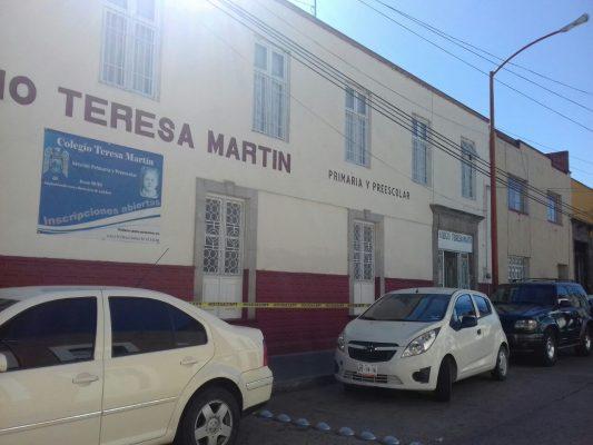 Evacúan colegio en Acámbaro