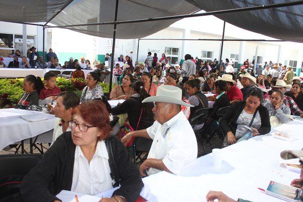 Informan a delegados de obras importantes para el municipio