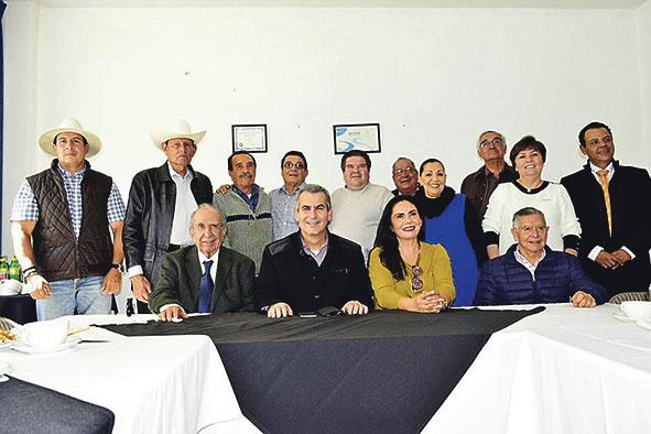 Listo, Chico Herrera, para competir  por candidatura  a gobernador