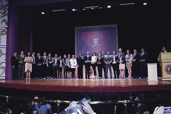 Reconoció la UNI de Celaya a 18 alumnos