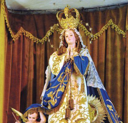 Inician hoy los festejos a la Patrona de Celaya