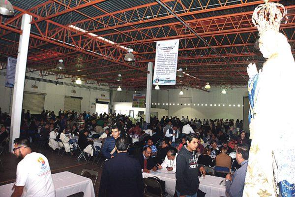 Participan unos 700 en la Asamblea Diocesana