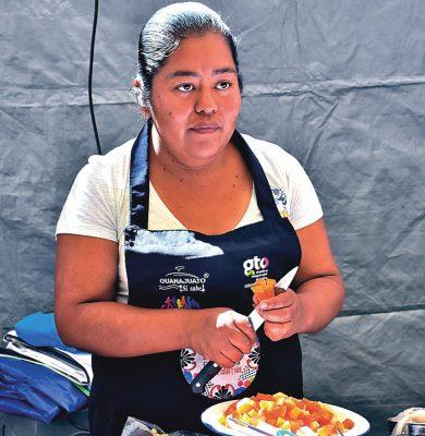 "Arrancó ""Festival Nacional del Sazón de Celaya 2017"""