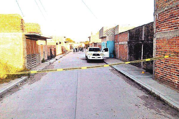 """Asesinan al """"Chilango"""" en Villagrán"""