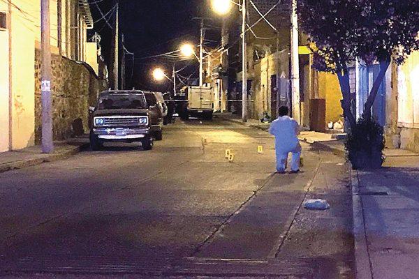 """Asesinan a """"El Cutus"""", en Salvatierra"""