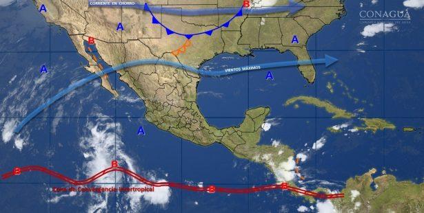 Prevalece ambiente fresco durante mañana y noche, con día cálido a caluroso en el estado de Guanajuato