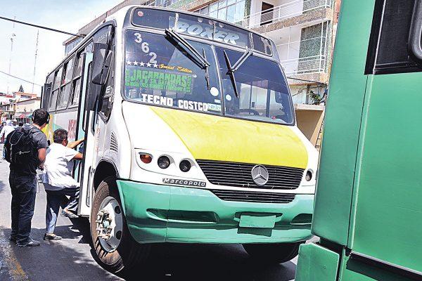 Apremian a autoridades a avanzar en la modernización del transporte